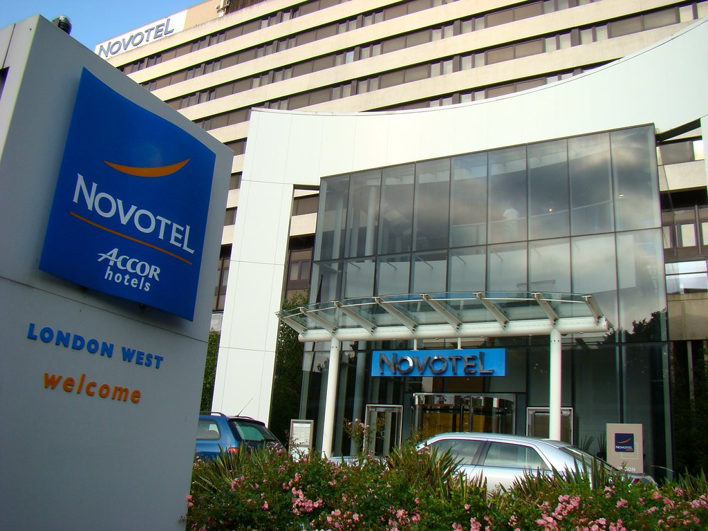 Hotel Novotel London Excel Royal Victoria Dock London