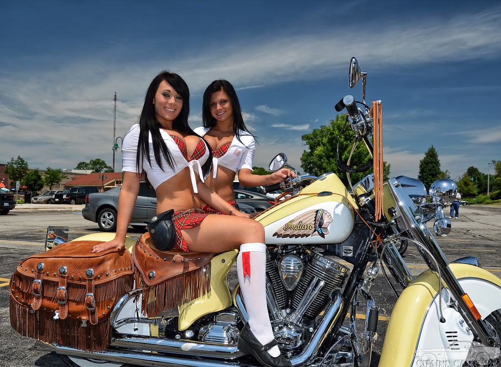 Babes With Indians Pics Page 251 Indian Motorcycle Forum