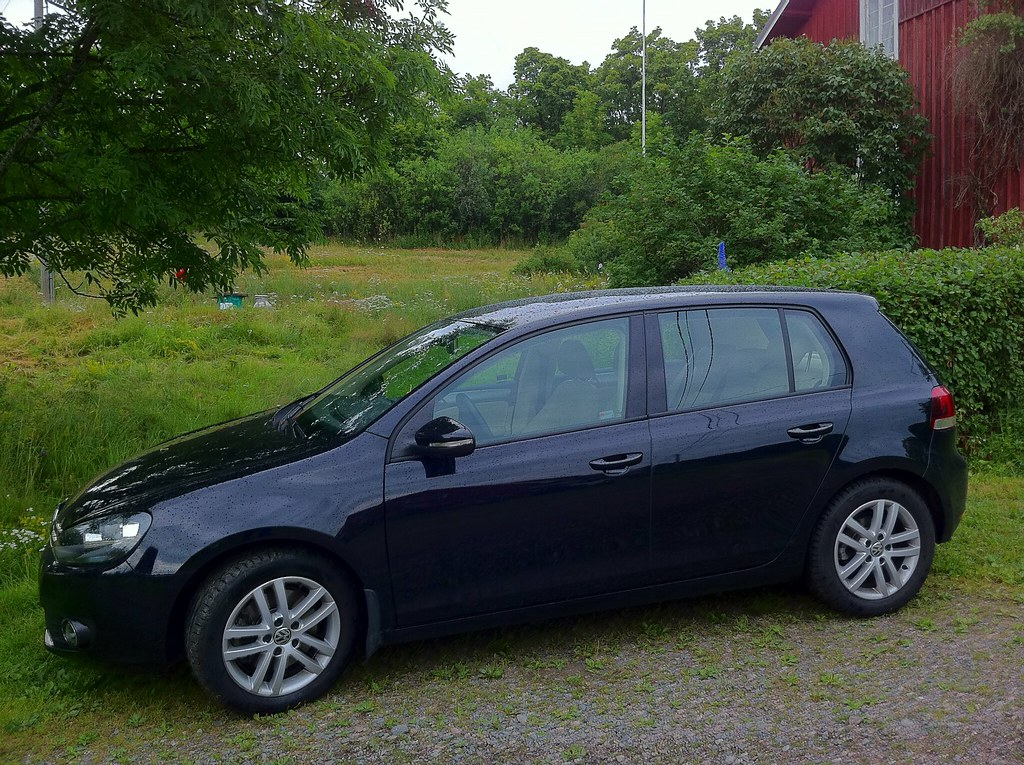Volkswagen Golf 1 4 Tsi 118kw 2009 Our Golf On The