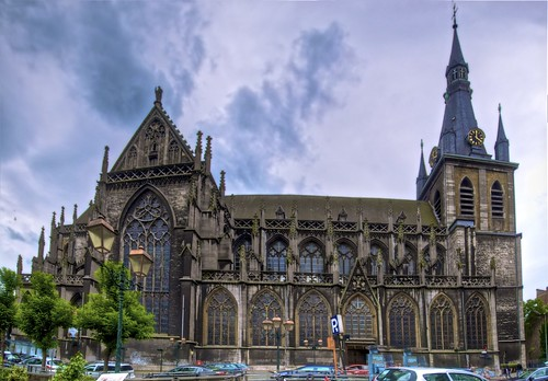 Liège Cathedral Panorama | by Luigi R. Viggiano