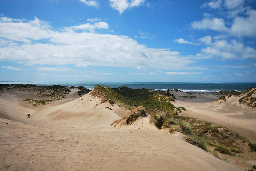 Camping Shell Island North Wales