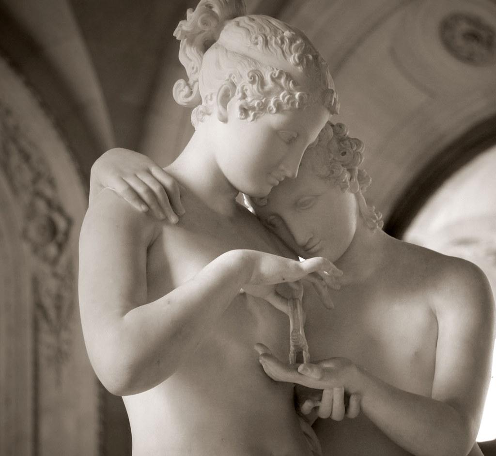 Canova, Amor i Psiha