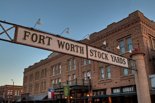 Fort Worth Stockyards Hotel | by mabecerra