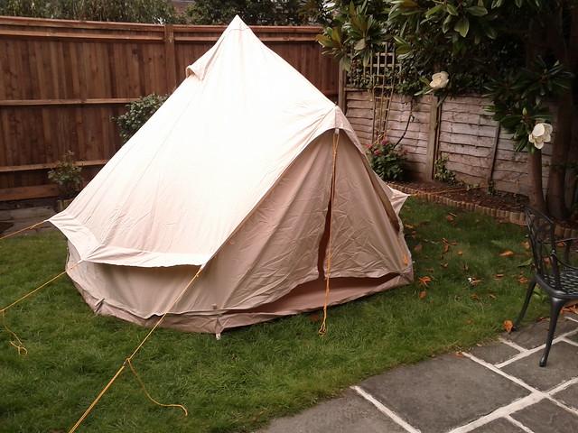 & Soulpad 3000-hybrid tent | Flickr