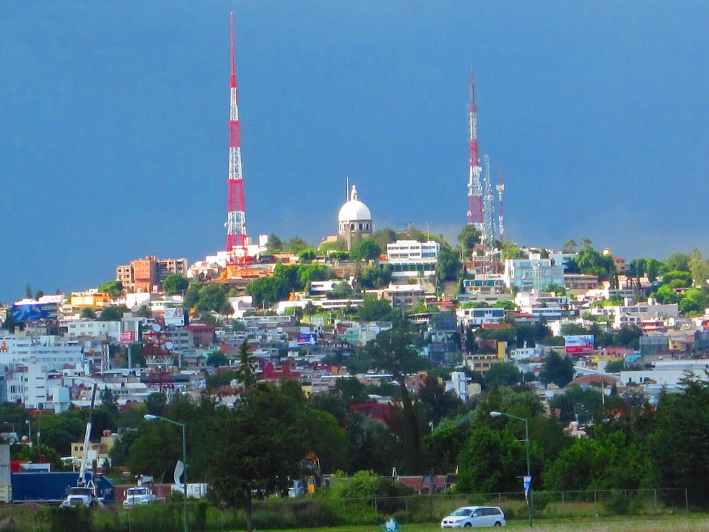 Cerro de la Paz, conocido también como el Cerro de San Juan