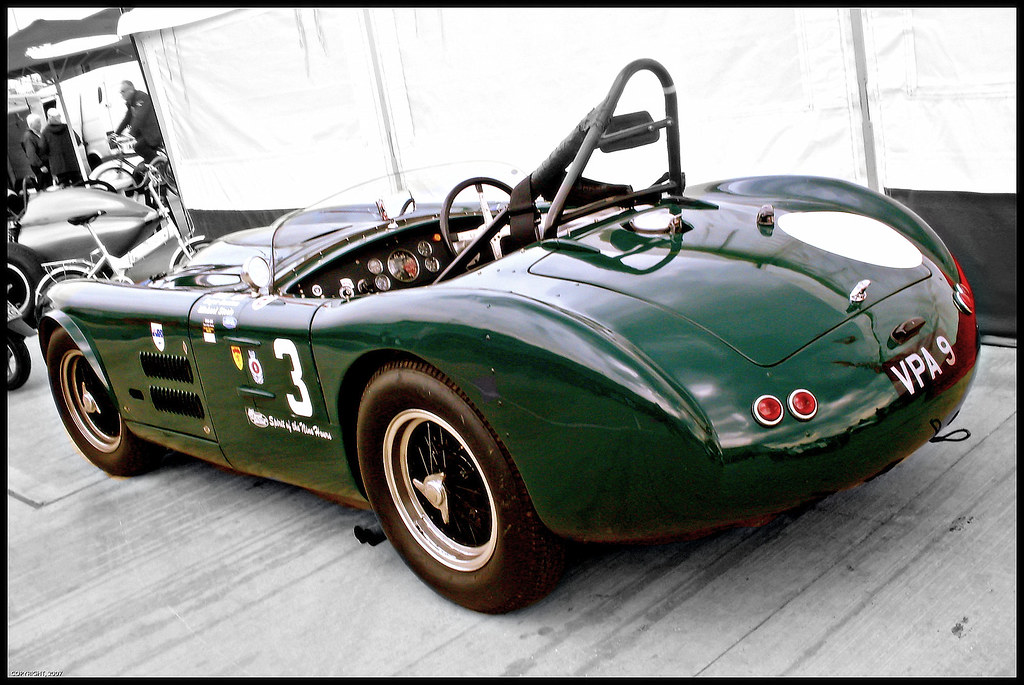 1954 HWM Jaguar Sports | Hersham and Walton Motors (HWM ...