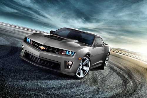 2012 Camaro ZL1 Grey | by TheBartlemans