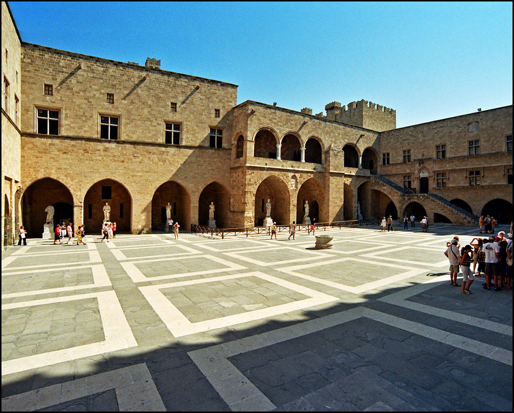 Palace of the Grand Master of the Knights of Rhodes 04 ...
