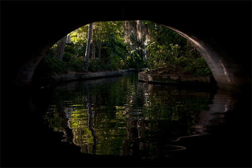 Canal Tunnel | by Mike Nakfoor