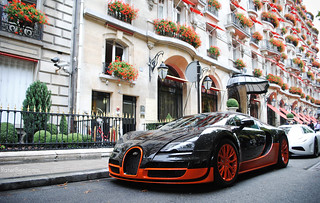 Bugatti Veyron SuperSport WRE [On Explore !] | by BenjiAuto (Ratet B. Photographie)