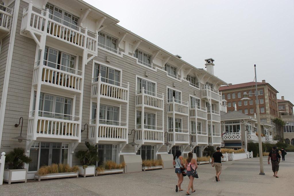 shutters on the beach hotel santa monica hotel exterior. Black Bedroom Furniture Sets. Home Design Ideas