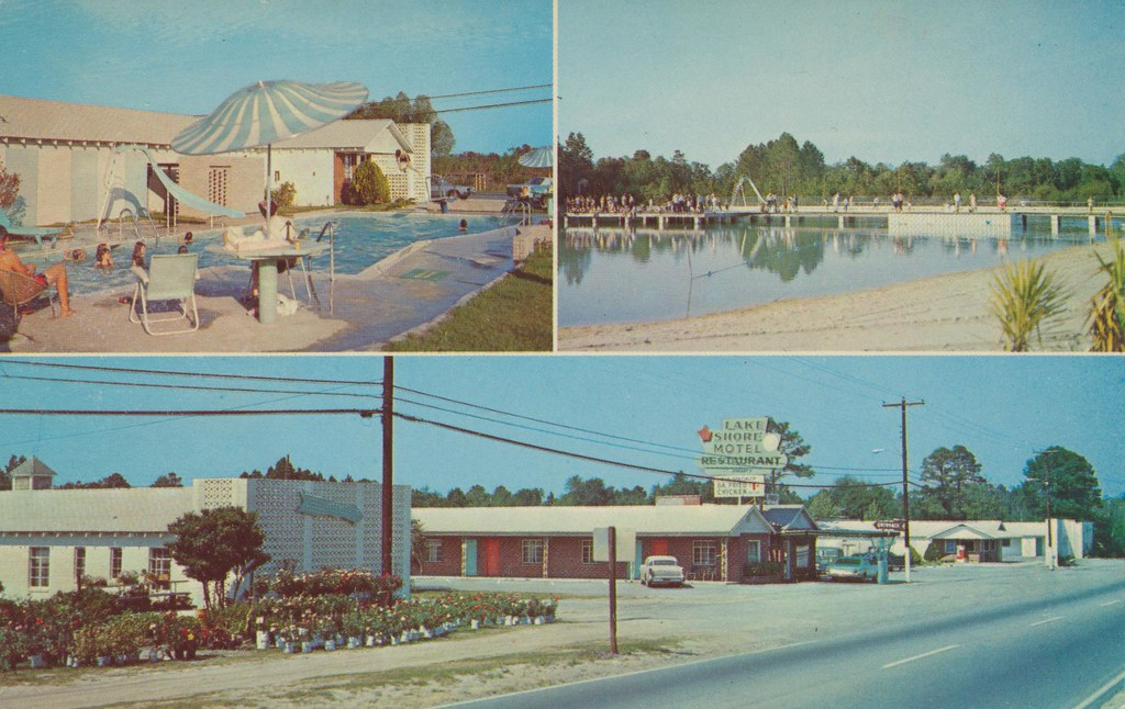Lake Shore Motel and Restaurant - Jesup, Georgia