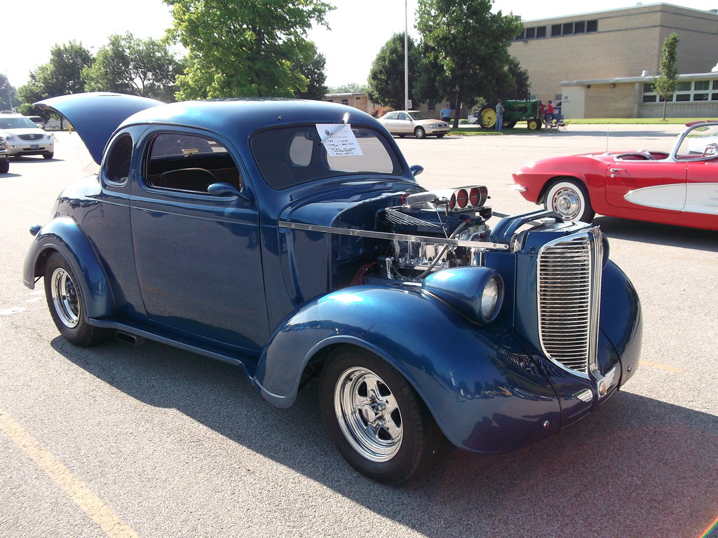 1938 dodge 5 window coupe 1938 dodge 5 window coupe seen