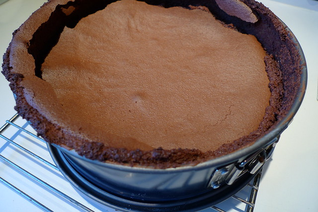 Guinness & Chocolate Cheesecake (making of) | Flickr - Photo Sharing!
