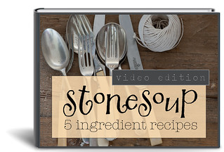 Stonesoup 5ingredients VIDEO 3D Cover | by jules:stonesoup