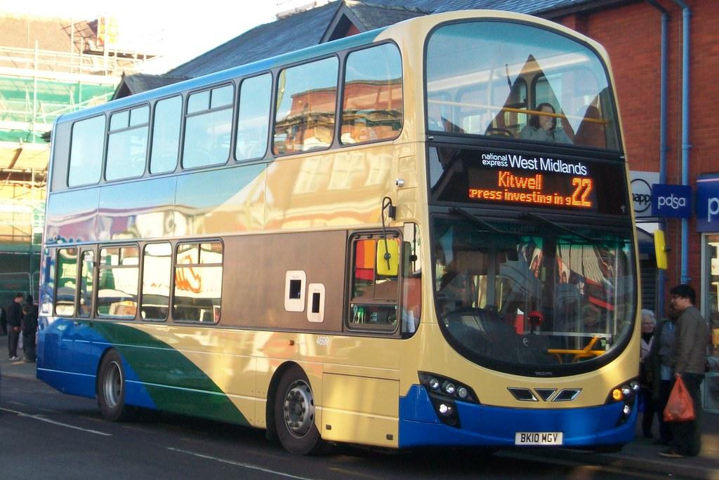 National Express West Midlands...