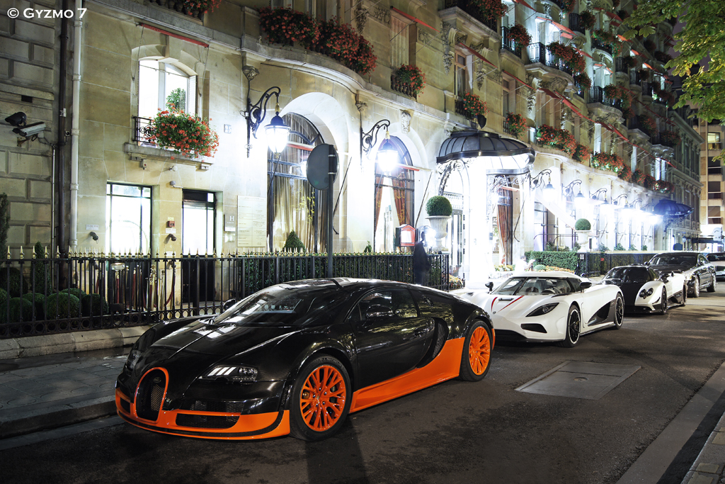 all sizes | bugatti veyron super sport & koenigsegg agera r