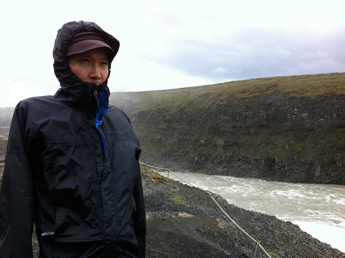 Lian at Gullfoss | by elliott of lincolnwood