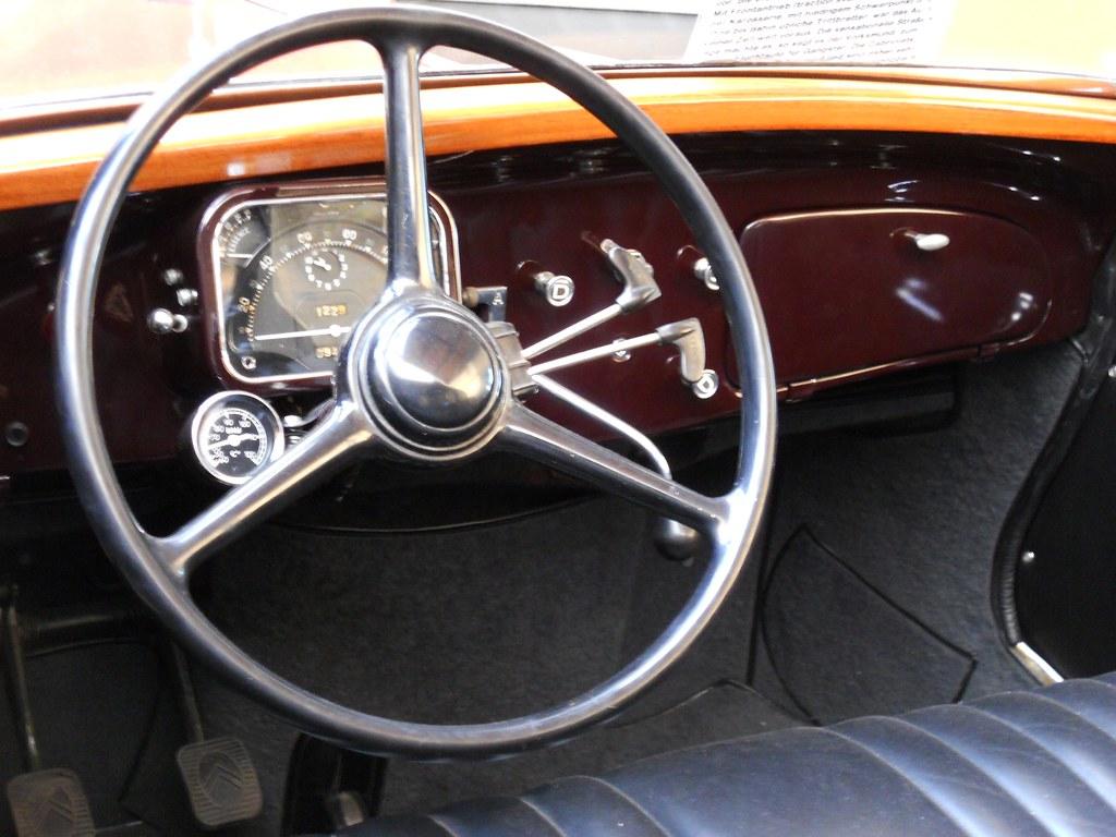 Citroen Traction Avant 11 Bl Cabriolet 1939 Traction Fr Flickr