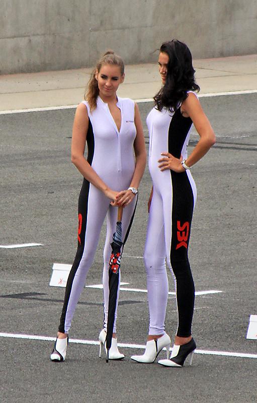 SBK Pit Girls - Silverstone WSB 31st July 2011 | SBK Pit ...