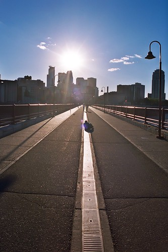 Minneapolis Stone Arch Bridge | by kgebinger