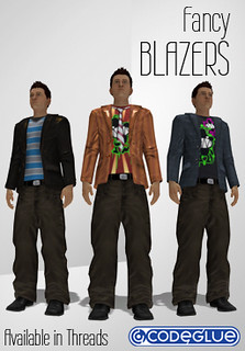Fancy Blazers for Home | by PlayStation.Blog