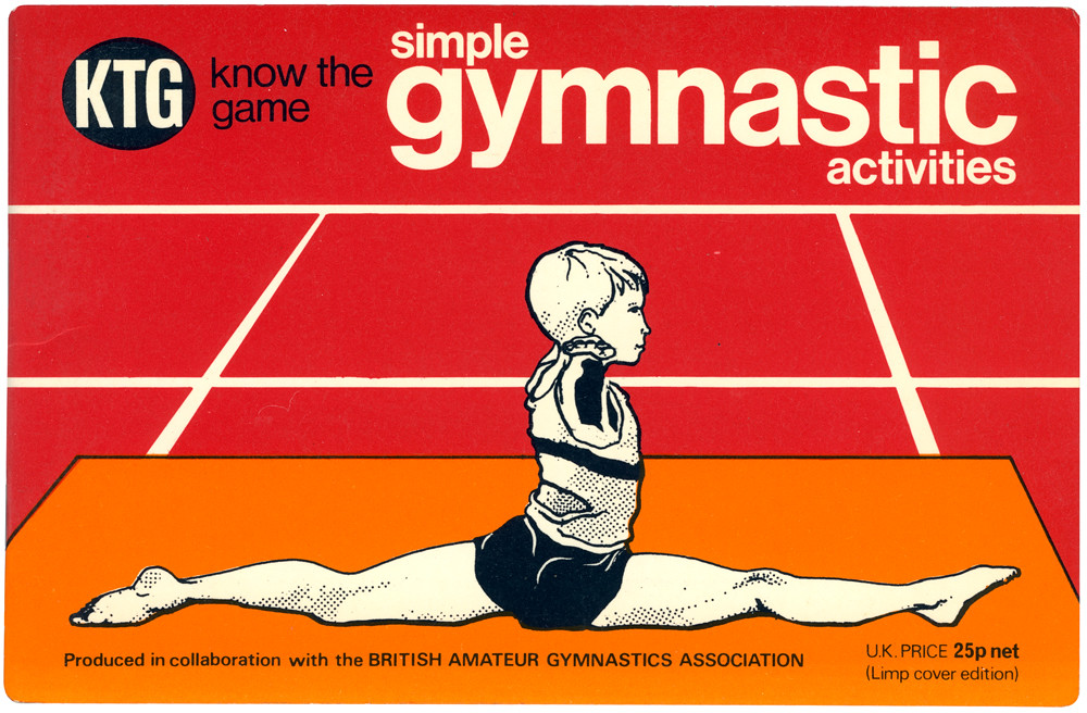 Pity, that British amateur gymnastics association good topic