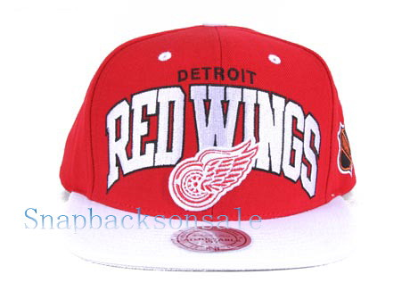 011a6e618614d ... get mitchell ness detroit red wings snapback adjustable hat nhl 2 tone  by snapbacks 0c120 35dcb