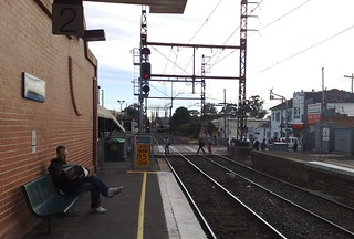 Glenhuntly station | by Daniel Bowen