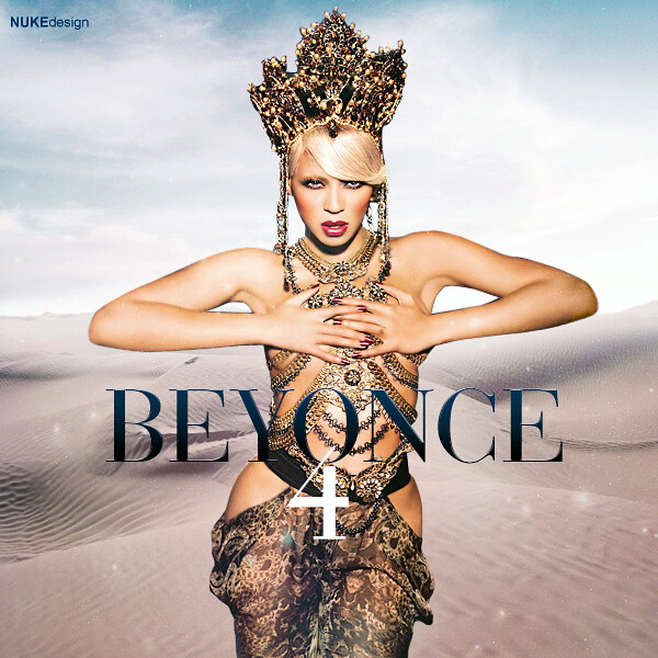 beyonce run the world cover - photo #14