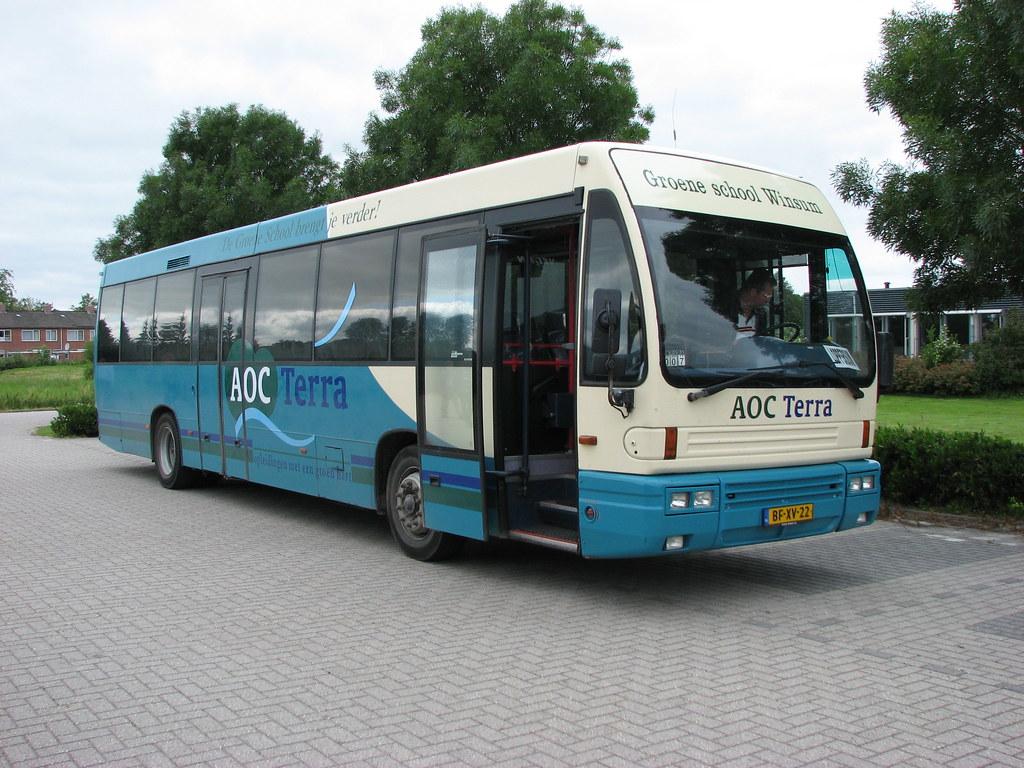 Aoc Terra Groningen : Aoc bus 2220 winsum gr. aoc terra schoolbus ex arriva gau2026 flickr