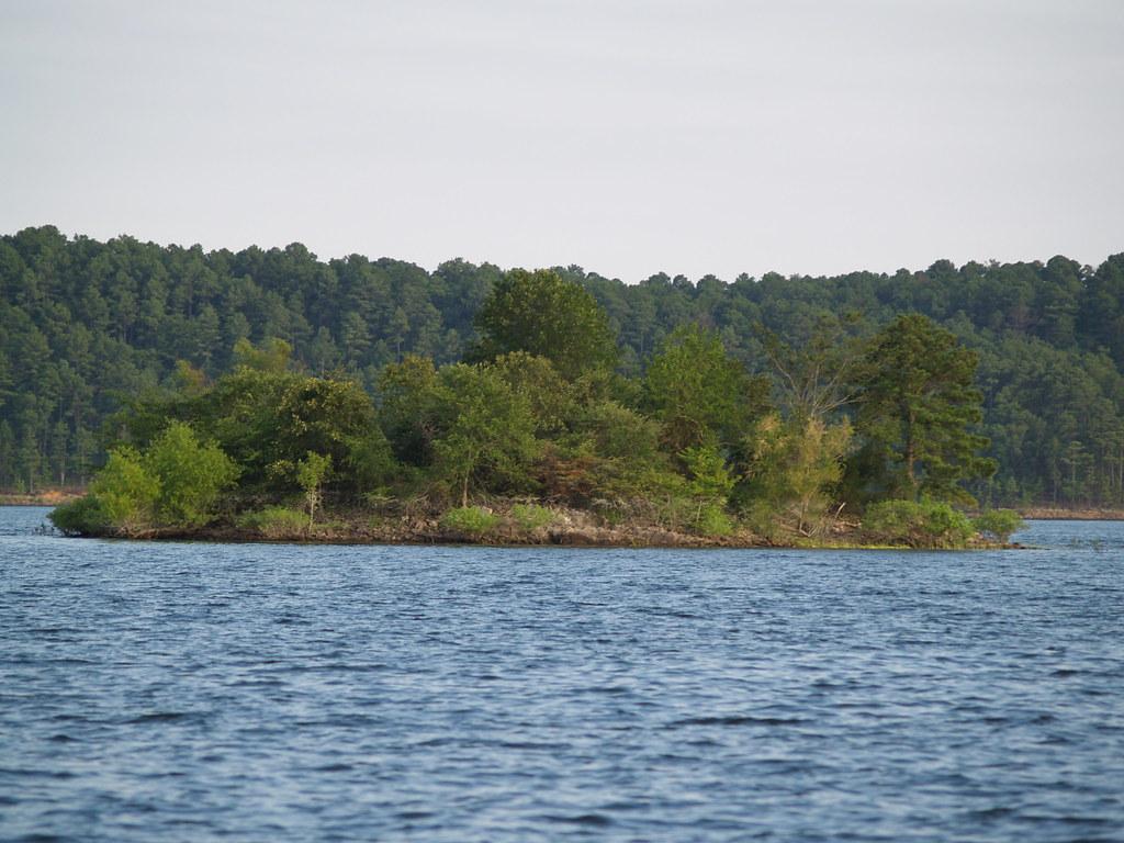 Sunset cruise at degray lake in arkansas scott s floyd for Lake degray fishing report