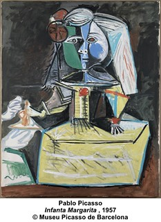 Pablo Picasso - Infanta Margarita , 1957 | by artimageslibrary