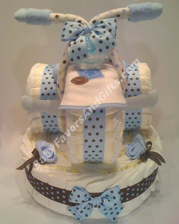Tricycle diaper cake tricycle diaper cake three tier dia