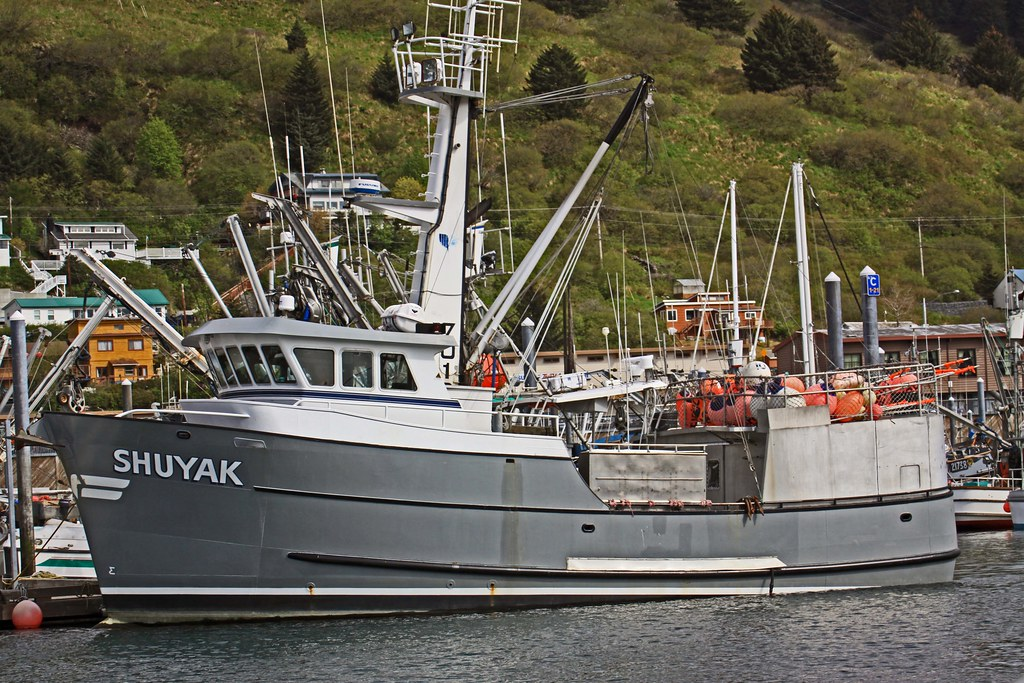 Kodiak Alaska Fishing Boat 6 05 11 Fishing Boat Ready To