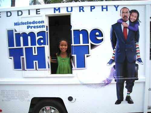 Ice cream truck for Imagine That Premiere | by commercialmommy