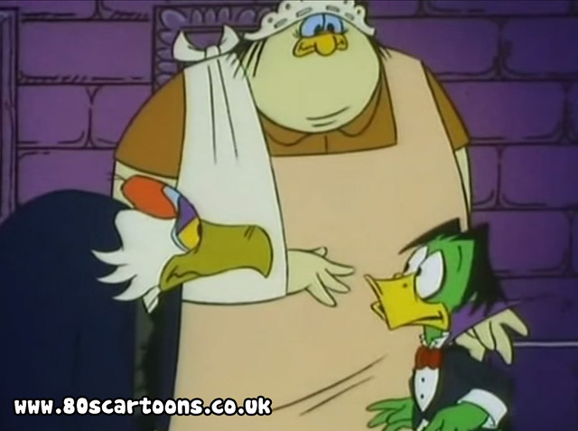 count duckula with nanny and igor
