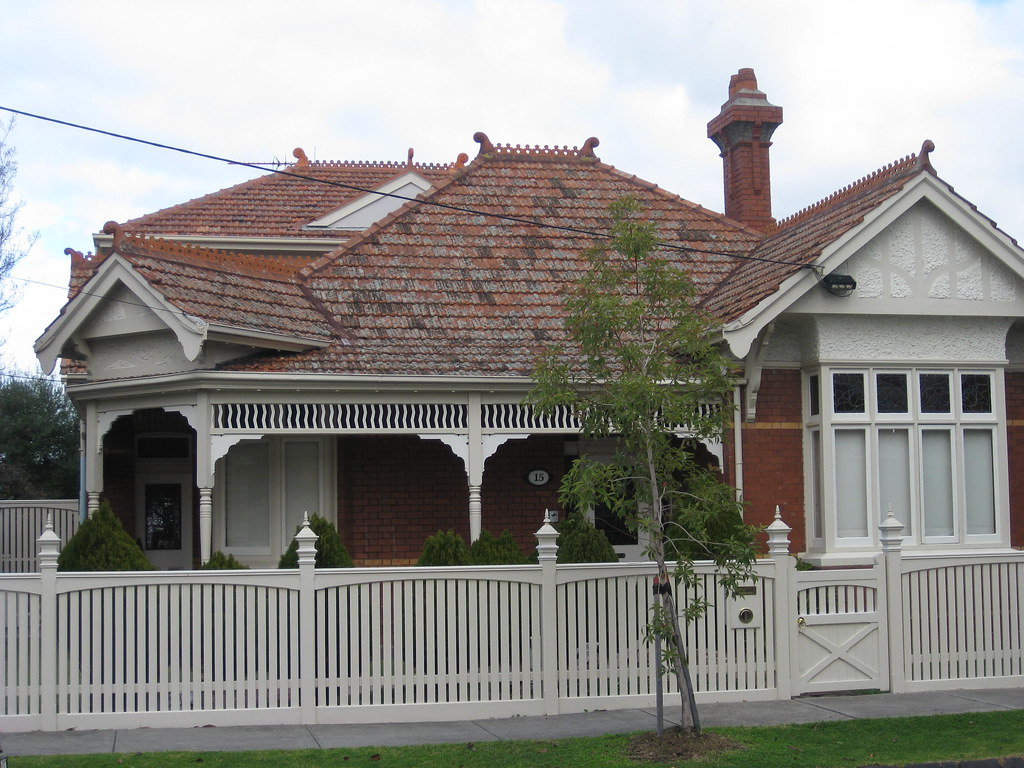 A Large Queen Anne Style Villa Moonee Ponds This