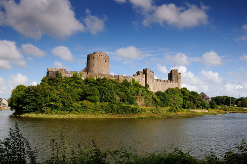 Pembroke Castle | by Jez B