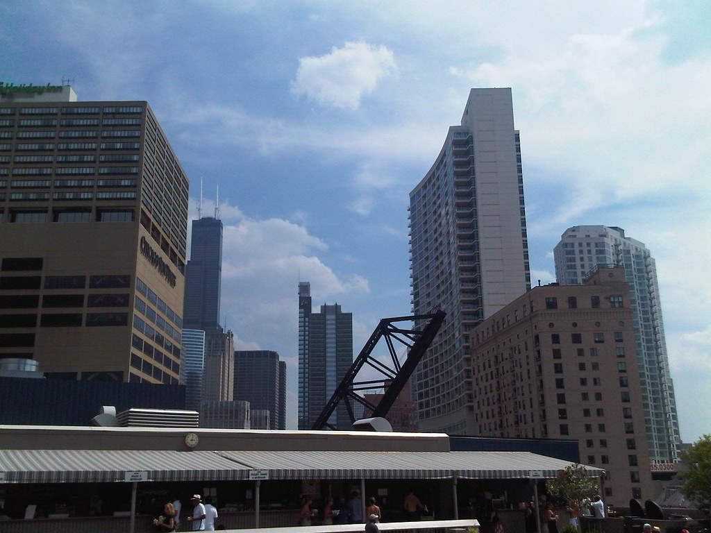 A View From The East Bank Club