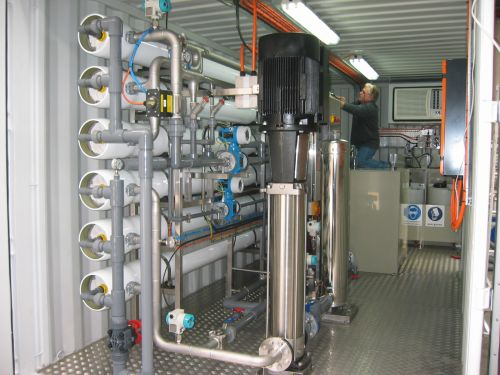 Containerised Ro Plants Containerized Reverse Osmosis R