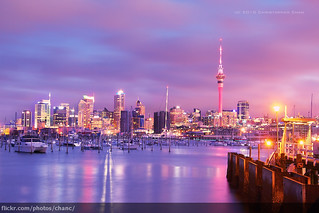 Auckland, New Zealand | by Christopher Chan