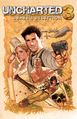 UNCHARTED 3 at SDCC | by PlayStation.Blog