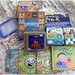 Educational tools and books for Eva!