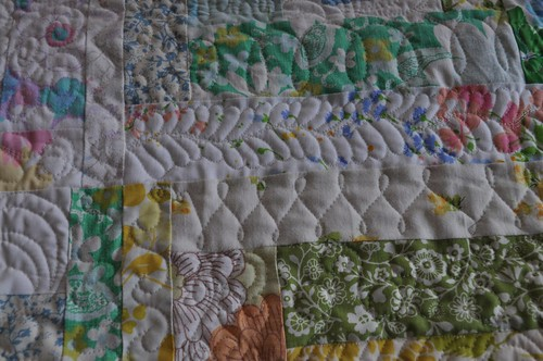 machine quilting sampler 1 | by vickivictoria