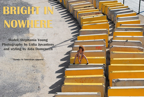 Bright in nowhere | by lidiajuvanteny