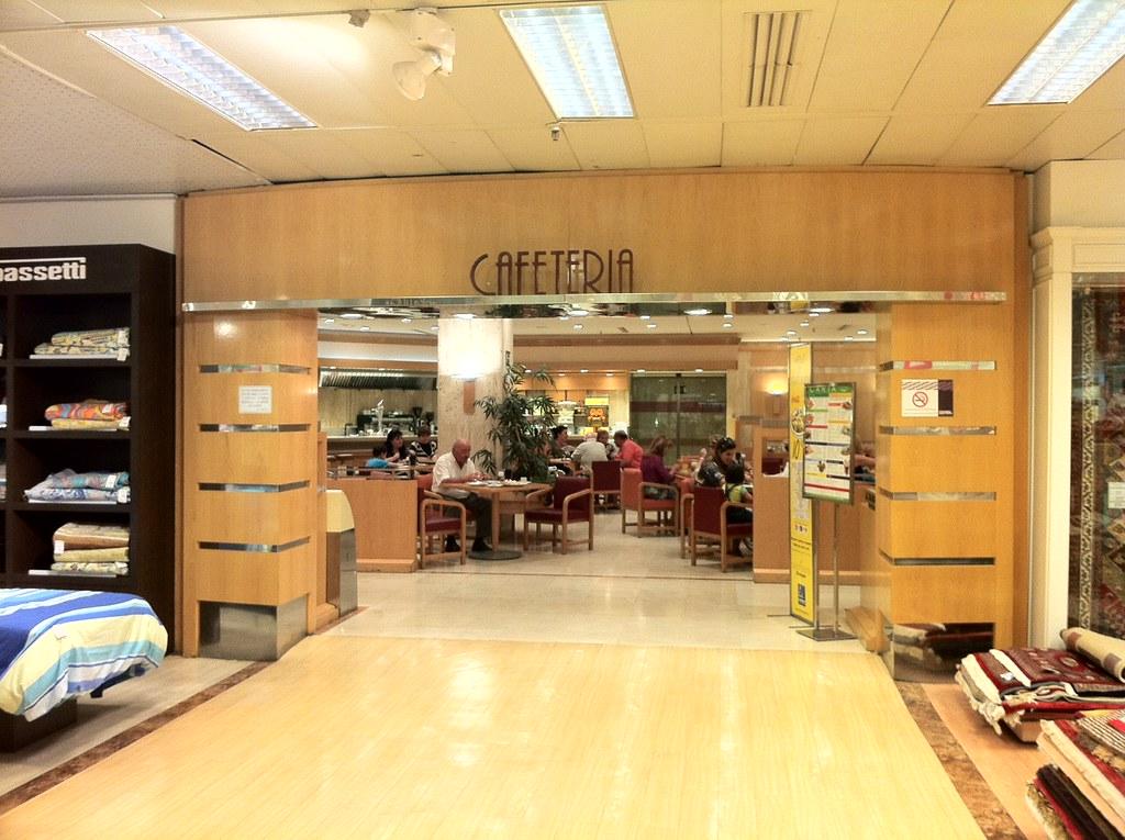 Zaragoza cafeter a de el corte ingl s entrada www - Entradas elcorte ingles ...