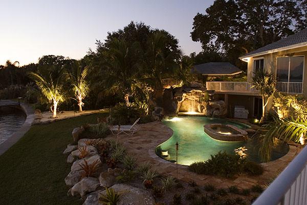 Backyard With Pool Remodel : backyardpoolremodelsarasotaflorida1  wwwlucaslagoons