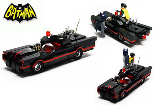 "60´s Batmobile | by ""Orion Pax"""