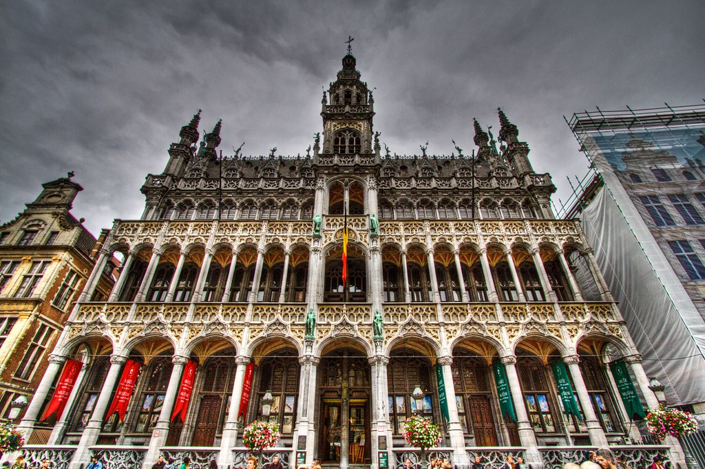 Musée Bruxelles HDR